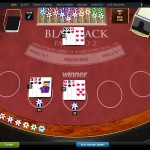 Blackjack Bonus at Winner